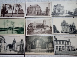 15 Cpa La Vendee - Postcards