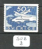 SUE YT PA 6 En X - Unused Stamps