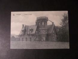 Jodoigne (Belgique)  Château Du Bordia, Cachet 15-16   34 - Châteaux