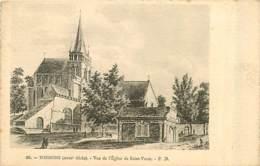 02* SOISSONS  Eglise            MA99,0101 - Soissons