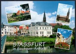 D0518 - TOP Staßfurt - Bild Und Heimat Reichenbach Qualitätskarte - Stassfurt