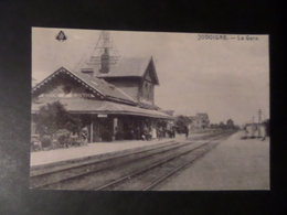 Jodoigne La  Gare (photo Fujifilm) - Repro's