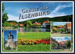 D0520 - TOP Ilsenburg - Bild Und Heimat Reichenbach Qualitätskarte - Ilsenburg