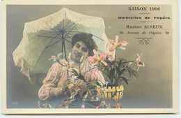SAISON 1906 PUB BOUTIQUE OMBRELLES DE L'OPERA MAISON SINEUX - Andere