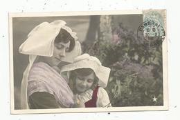 Cp, Enfant ,petite Fille , Ed Piprot,série N. 746 ,voyagée - Children