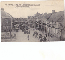 Jolie Lot De 16 Cpa De Conlie   Sarthe - Postcards