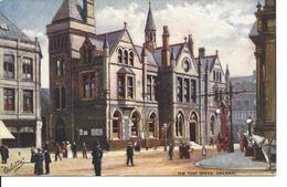 The Post Office, Halifax, N.S., Raphael Tuck «Oilette», Unused (9496) - Halifax