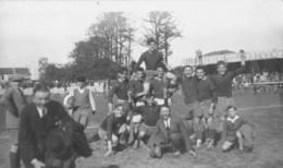 FINALE CHAMPIONNAT DE FRANCE 1930  AGEN QUILLAN AU PARC LESCURE A BORDEAUX - Agen