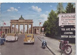 AK-div-33- 0717    -  Berlin - Brandenburger Str. - Allemagne