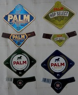 Etiketten C4 & C4' Palm Brewery Palm Steenhuffel - Beer
