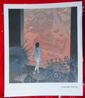 Ex-libris Par Schuiten Peeters TL 3000 Exemplaires - Illustrateurs S - V