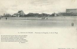 Sangatte -  Panorama De Sangatte, Vu De La Plage - Sangatte