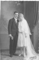 MARIAGE DE MARIUS GUIRAL CHAMPION DE FRANCE RUGBY 1930 AVEC AGEN - Agen