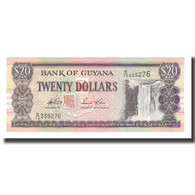 Billet, Guyana, 20 Dollars, Undated (1996), KM:30d, NEUF - Guyana