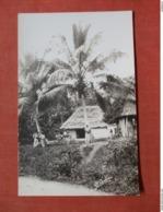 RPPC   Haiti  Native Hut    Ref 3769 - Haiti