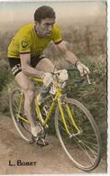 LES CHAMPIONS CYCLISTES  ............  LOUISON BOBET - Wielrennen