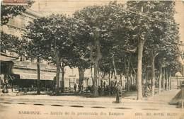 11* NARBONNE  Promenade Des Barques           MA99,0760 - Narbonne