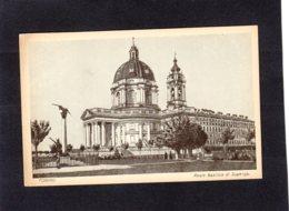 90050     Italia,  Torino,  Reale  Basilica  Superga,  NV - Chiese
