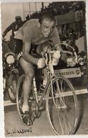 LES CHAMPIONS CYCLISTES  ............  ERCOLE BALDINI - Wielrennen