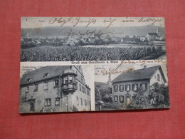 Grub Aus Nordheim A. Main    Ref 3769 - Germany