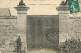 02* SOISSONS Entree Arsenal           MA99,0125 - Soissons