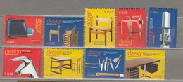 PORTUGAL 2003 Art Design MNH (**) Mi 2738-2746 #24781 - 1910-... Republic