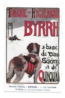 CPA BYRRH GEORGES DEBIZE ART NOUVEAU - Ilustradores & Fotógrafos