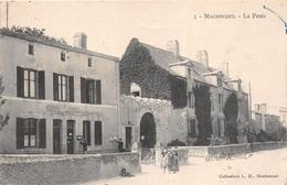 ¤¤   -   MACHECOUL   -  La Poste    -  ¤¤ - Machecoul