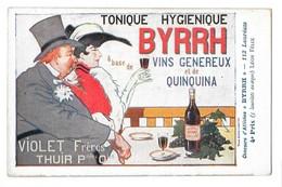 CPA BYRRH LEON FELIX ART NOUVEAU - Illustrateurs & Photographes
