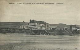 Sangatte -  L'Hotel De La Plage Et Ses Dépendances - Sangatte