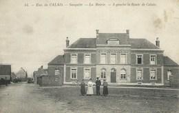 Sangatte -  La Mairie - Sangatte
