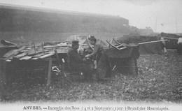 Anvers.  Incendie Des Bois (4 Et 5 Septembre 1907) - Arendonk