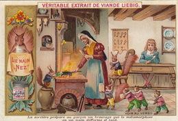 Chromo Liebig Le Nain Nez - Liebig