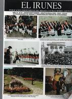 REVUE EL IRUNE-8 PAGES SUR LUIS MARIANO ET LE CINEMA-nombreux Articles 98 PAGES - Revues & Journaux