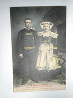 CPA Types Et Costumes Anciens De BEUZEC FINISTERE A TRAVERS LA BRETAGNE Collection BUNEL VIMOUTIERS - Beuzec-Cap-Sizun