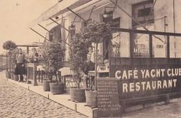 CP Belgique Anvers Ste Anne Tête De Flandre Escaut Café-Restaurant Yacht Club F Sayes-Rottiers - Antwerpen