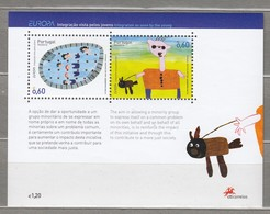 PORTUGAL MADEIRA 2006 Europa MNH (**) Mi Bl 34 #24788 - Madeira