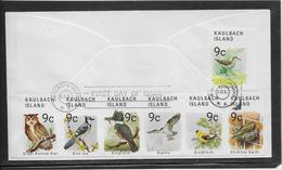 Thème Oiseaux - Canada / Kaulbach Island Enveloppe - TB - Birds