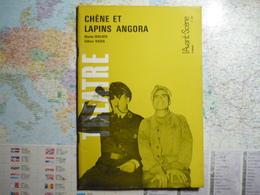 L'Avant-Scène Théâtre N°434 1-er Octobre 1969 Chêne Et Lapins Angora Martin Walser Gilbert Badia / Jacques Dufilho - Livres, BD, Revues