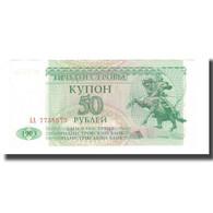 Billet, Transnistrie, 50 Rublei, 1993, KM:19, NEUF - Moldavie