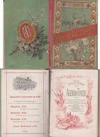 Agenda Foyer  1901   Expo Paris 1900 - Oude Documenten