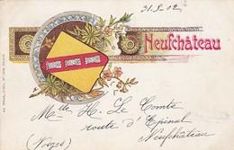 88 / NEUFCHATEAU / RARE CARTE PRECURSEUR WEICK 1498 - Neufchateau