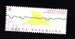 Ceska 2018 Mi Nr 974, Nieuwe Nationale Bibliotheek - Tsjechië