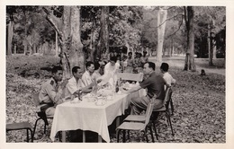 Carte Postale Photo Angkor Cambodge Visite Officielle - Cambodia