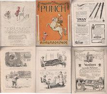 Almanack Punch  1923  London - Oude Documenten