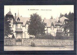71. Bourbon Lancy. Villas De St Léger - Autres Communes