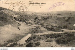 MAROC  KEMISSET  L'Arrivée à Kémisset  ..... - Maroc