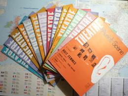 L'Avant-Scène Femina-Théâtre Lot De 14 Numéros Consécurifs Du N°255 (15 Décembre 1961) Au N°268 (1-er Juillet 1962) - Livres, BD, Revues