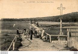 D07  LA LOUVESC  Sur La Route Du Mont Chaix  ..... - La Louvesc