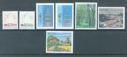 ALAND - 1985 - MNH/*** - YEAR COMPLETE - Yv 8-13 - Lot 20767 - Aland